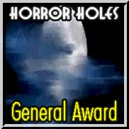 HORROR HOLE AWARD