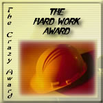 HARD WORK AWARD